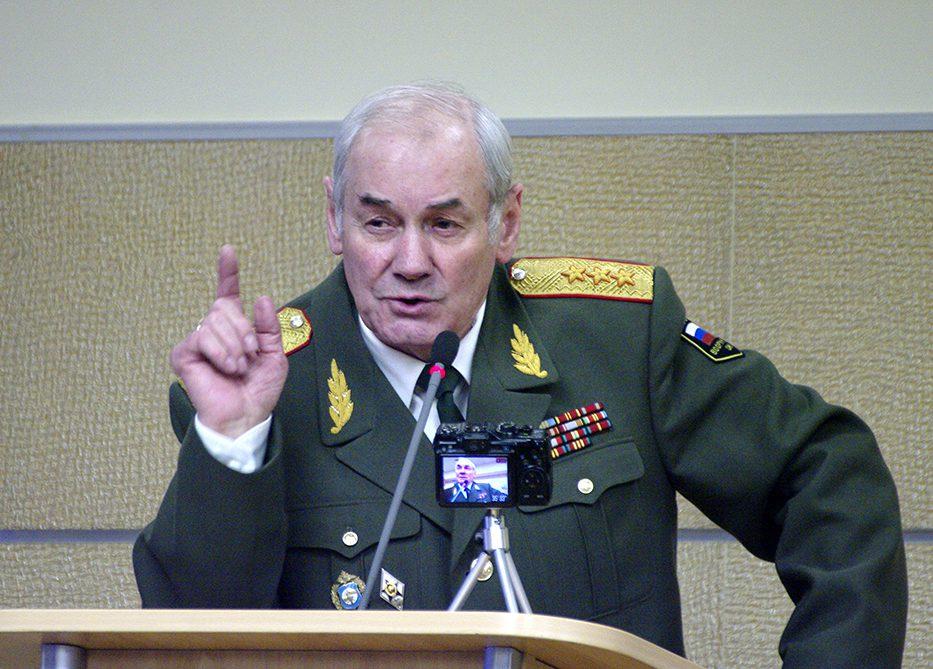 Обращение генерала Леонида Ивашова ко всем гражданам России! Идет война. Война на уничтожение. Уничтожение всех нас!